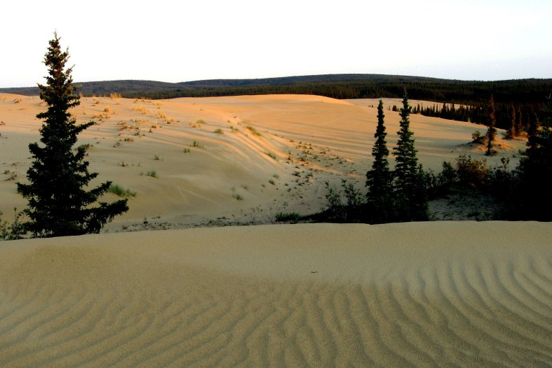 Least Visited National Park, Kobuk Valley Dune