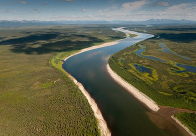 Kobuk River, Least Visited Park