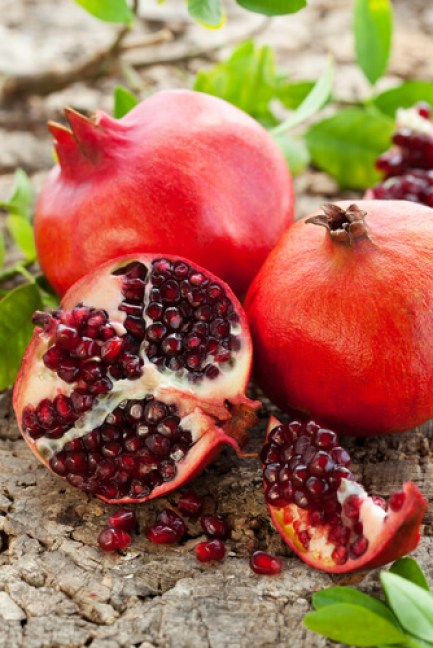 Confessions of a Pomegranate