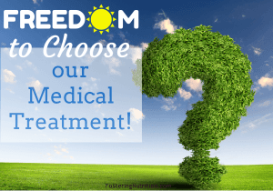 Medical freedom of choice