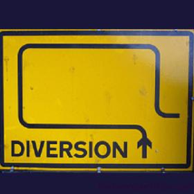 A diversion