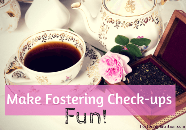 Make Fostering Check-up Fun!
