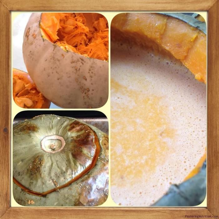 Bone Broth Recipe: Pumpkin Bisque