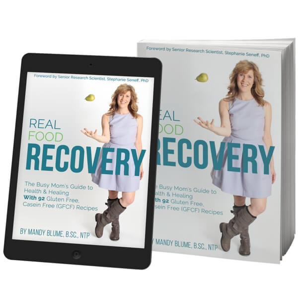 Real Food Recovery Book