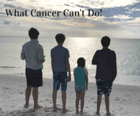 What Cancer Cannot Do!