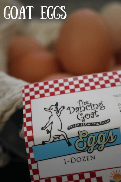 Goat Eggs