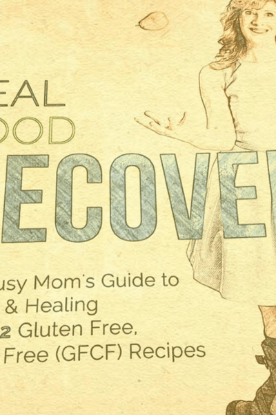 Real Food Recovery cookbook
