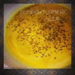 Pumpkin Turmeric Soup