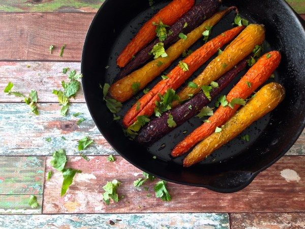 The BEST Roasted Carrots. - Real Food with Dana