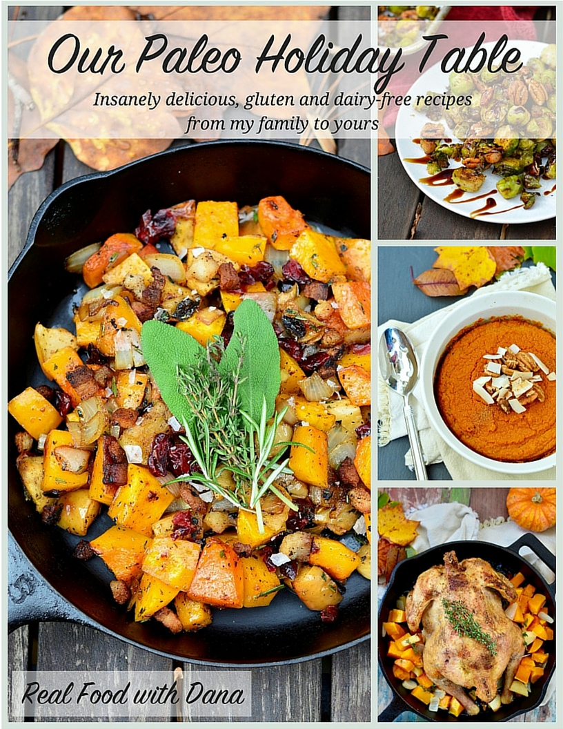pics How to Cook a Paleo Holiday Meal