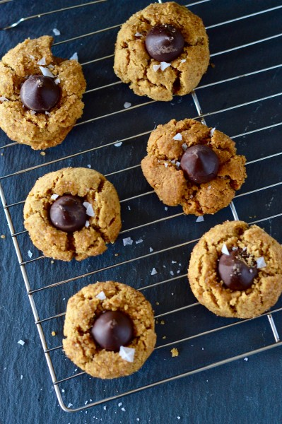 Perfect Peanut Butter Blossoms (with Paleo Option) | Real Food with Dana