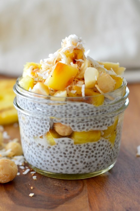Hawaiian Chia Pudding | Real Food with Dana
