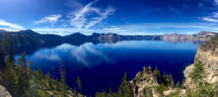 Crater Lake National Park | Real Food with Dana