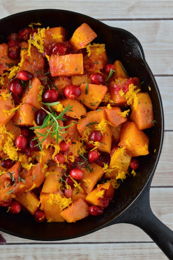 Balsamic Braised Butternut Squash | Real Food with Dana