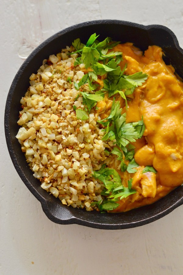 The Easiest Sweet Potato Curry {Thanksgiving Leftovers Idea!} | Real Food with Dana