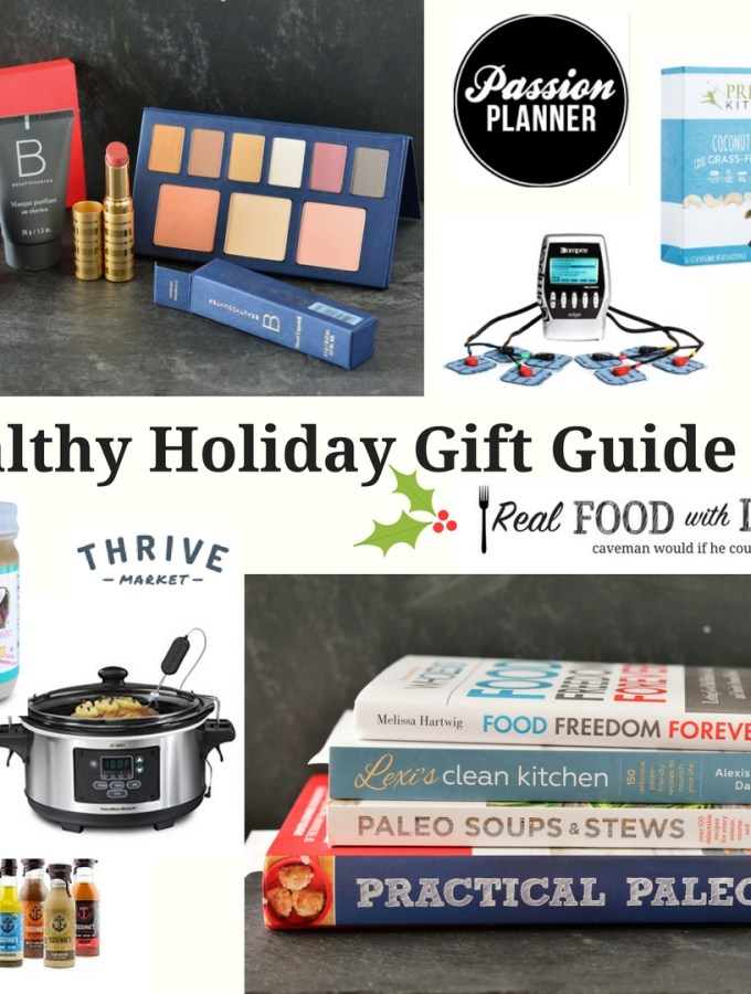 Healthy Holiday Gifts Guide