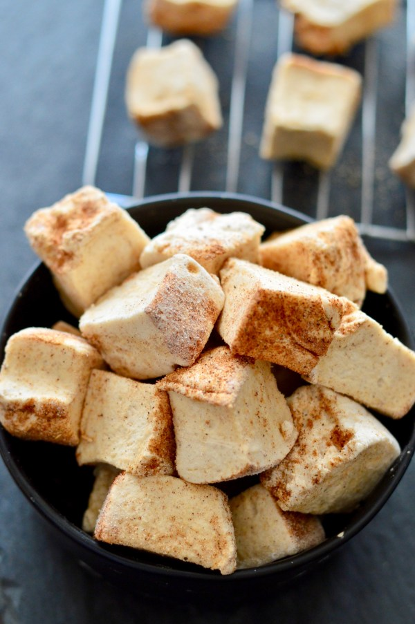 Apple Chaider & Paleo Gingerbread Marshmallows | Real Food with Dana