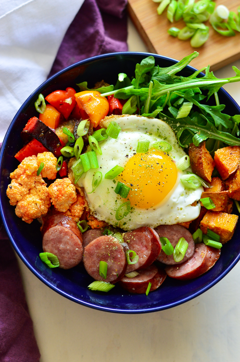 Whole30 Power Breakfast Bowl