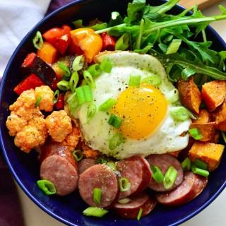 Whole30 Power Breakfast Bowl