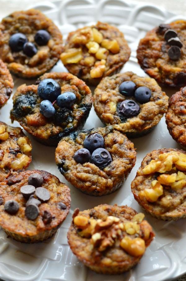 Paleo Banana Bread Muffins, 3 Ways | Real Food with Dana