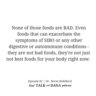 82 | Healing SIBO and Acid Reflux Naturally with Dr. Norm Robillard