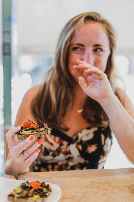 Real Food with Dana | Photo Courtesy of Aveli Studios
