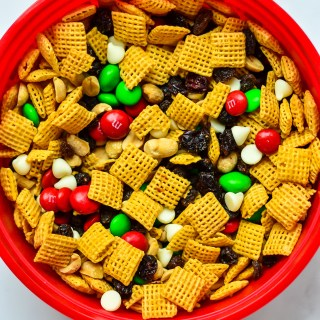 Christmas Crunch {Gluten-Free} | Dana Monsees, MS, CNS, LDN