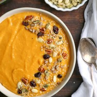 Paleo Whole30 Squash Soup