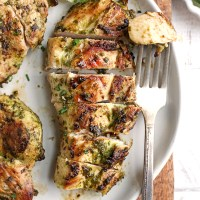 Paleo Whole30 Cilantro Lime Chicken