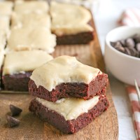 Paleo Red Velvet Brownies