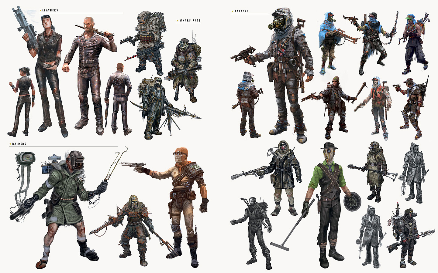 Fallout 4 Character Design Tutorial : Does fallout s concept art hint at underwater dlc