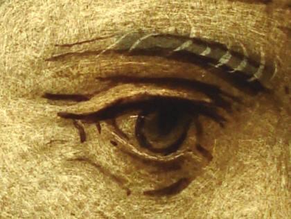 Saint Peter's eye