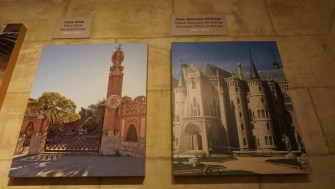 Gaudi's other works