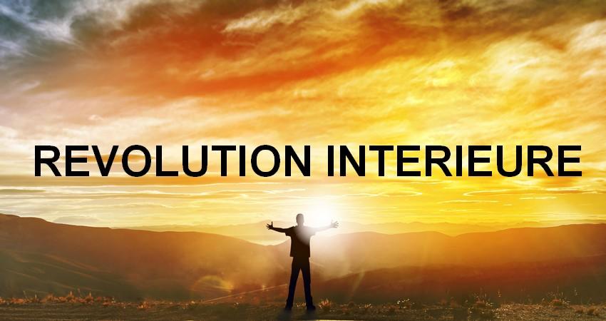 Realisation existentielle : révolution interieure
