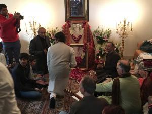 Pratistan Noida Shri Mataji's home3