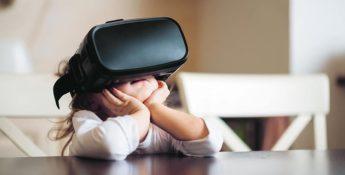 Danger VR enfants, accidents