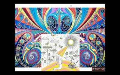 Synethesetic Psychedelic Magic