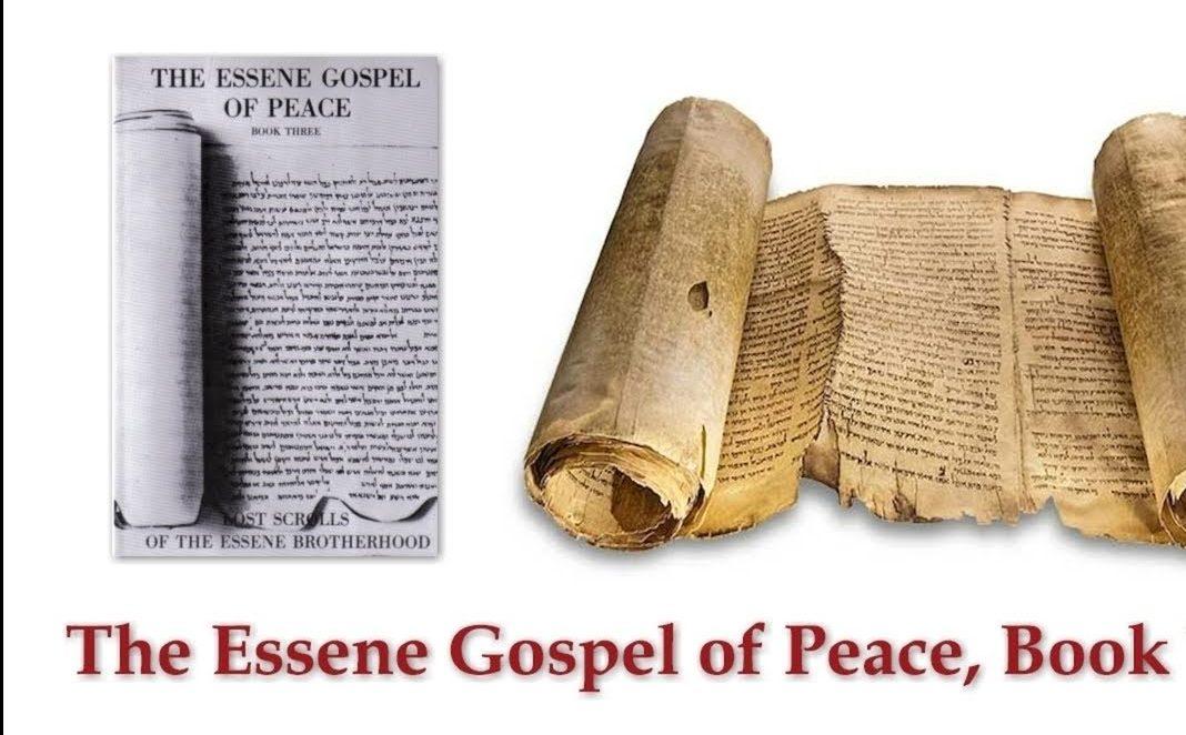 The Essene Gospels of Peace PDF Full Text & Audiobook