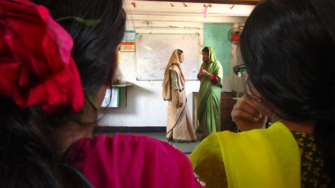 International Women's Day in Dharavi
