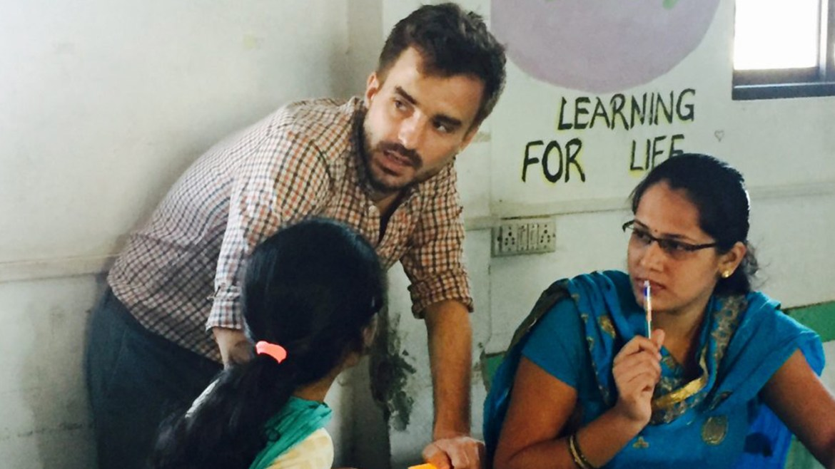 From Europe, South America And Asia With Love – Training Teachers In Dharavi
