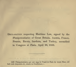 The Paris Declaration