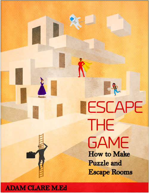 Escape the Game book cover