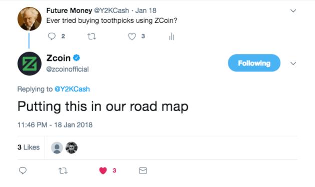 y2kCash Zcoin