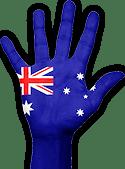 australiahandflag
