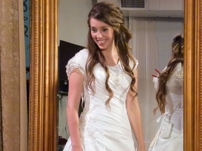 19 Kids and Counting: Girls Go Glam and Wedding to-Do's ...