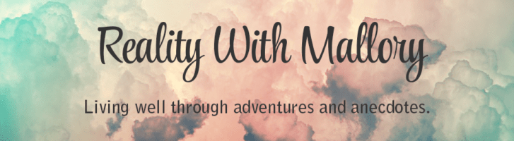 Reality With Mallory Header