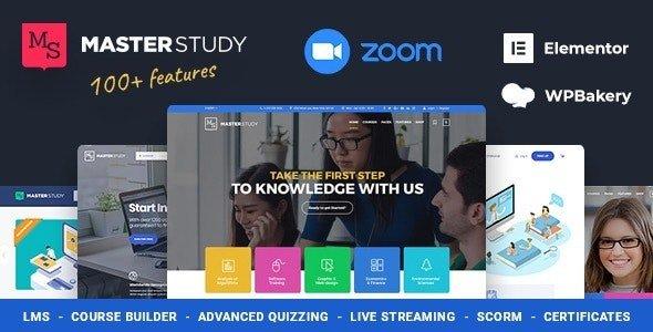 MasterStudy LMS best wordpress education plugins