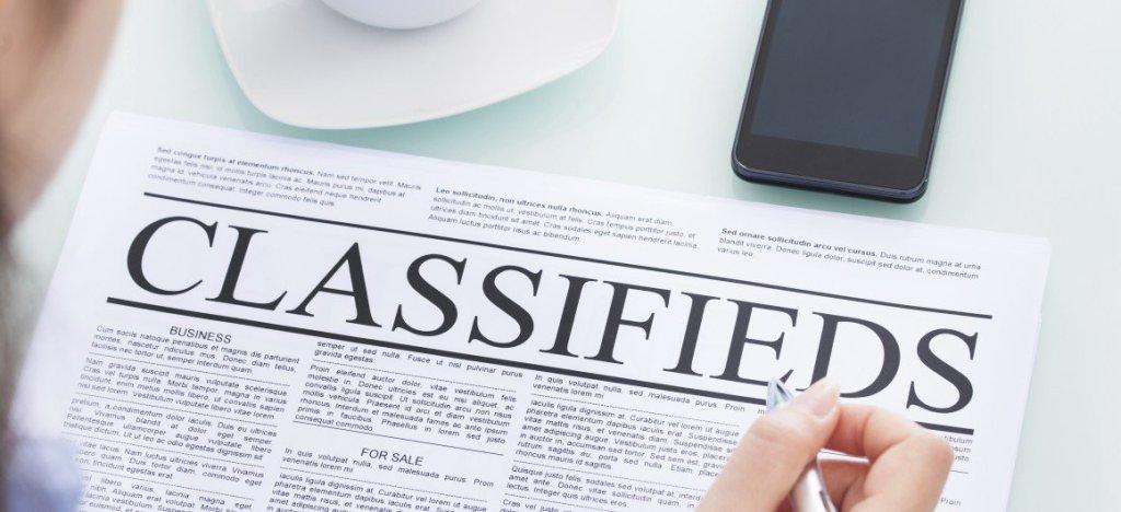 How to write a Classified Ads