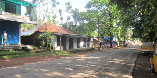 16cent land with 1600sqft. including 800sqft. commercial purpose