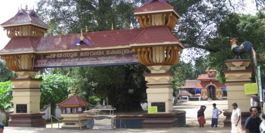 Land for sale at Pazhayyannur